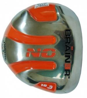 geek golf no brainer driver club head - view 1