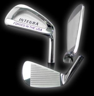 integra golf forged irons set of irons - view 1